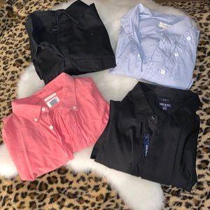 Men's xl dress shirt bundle